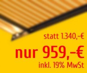 markilux 915 mit Handkurbelantrieb